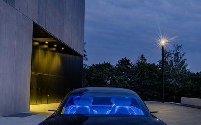 Mercedes Future Vision